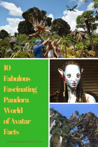 Pandora the World of Avatar Facts