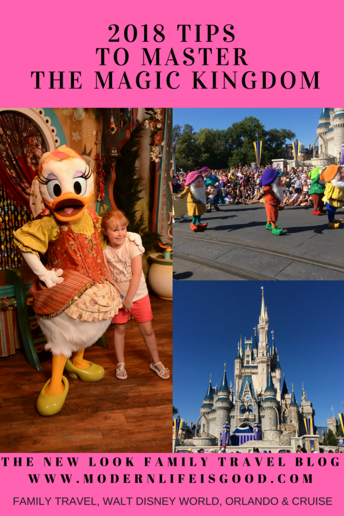 The Magic Kingdom is the World's most popular theme park. You can guarantee when you visit there will be crowds. To maximise your day at The Magic Kingdom it is essential you have a plan. Our Top Magic Kingdom Tips & Hints for 2018 will help you master The Magic Kingdom.