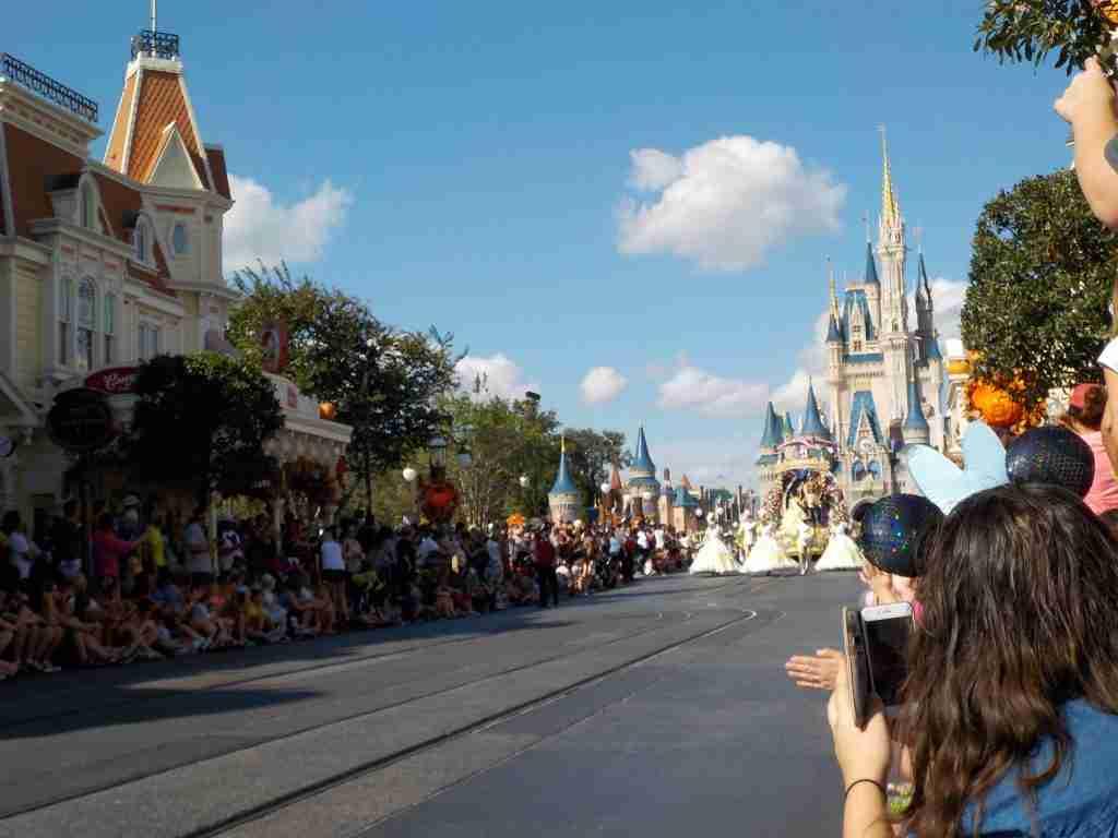 Magic Kingdom Walt Disney World Guide and hints & tips