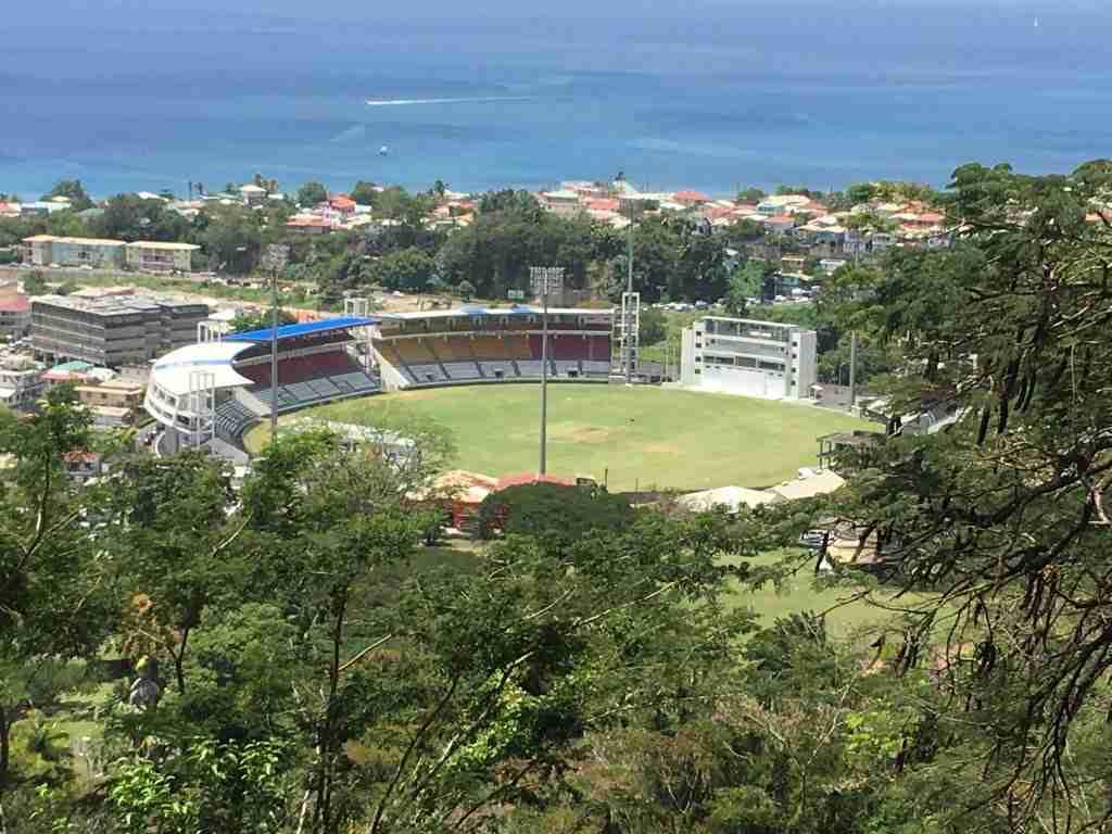 Cricket Ground Dominica