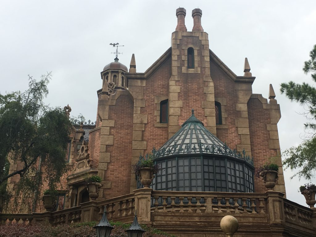 The Haunted Mansion Magic Kingdom