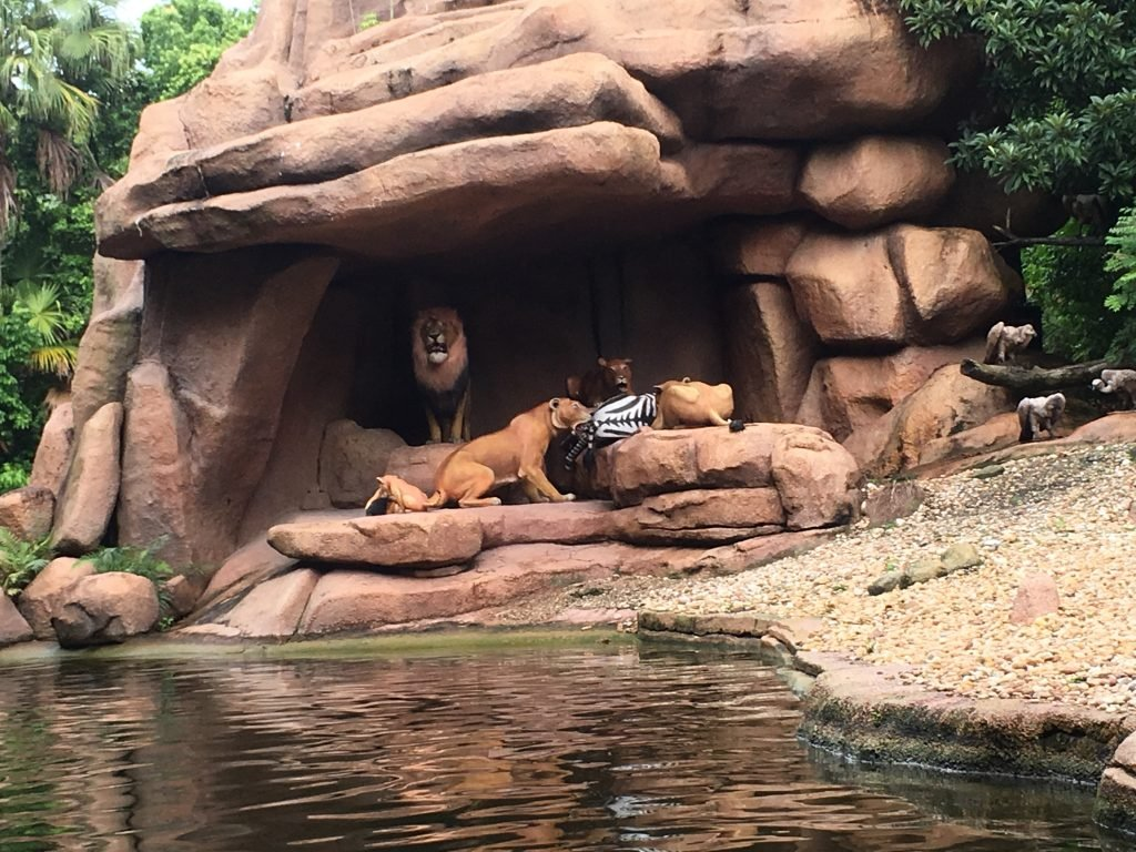 Jungle Cruise Magic Kingdom