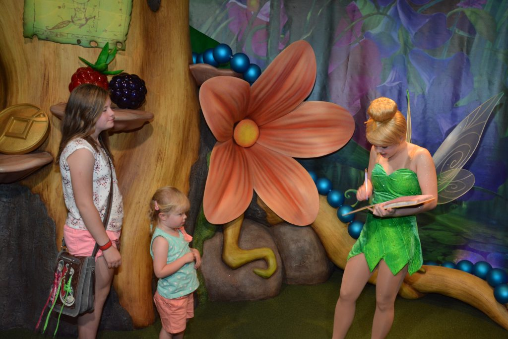 Tinkerbell Guide to the Magic Kingdom