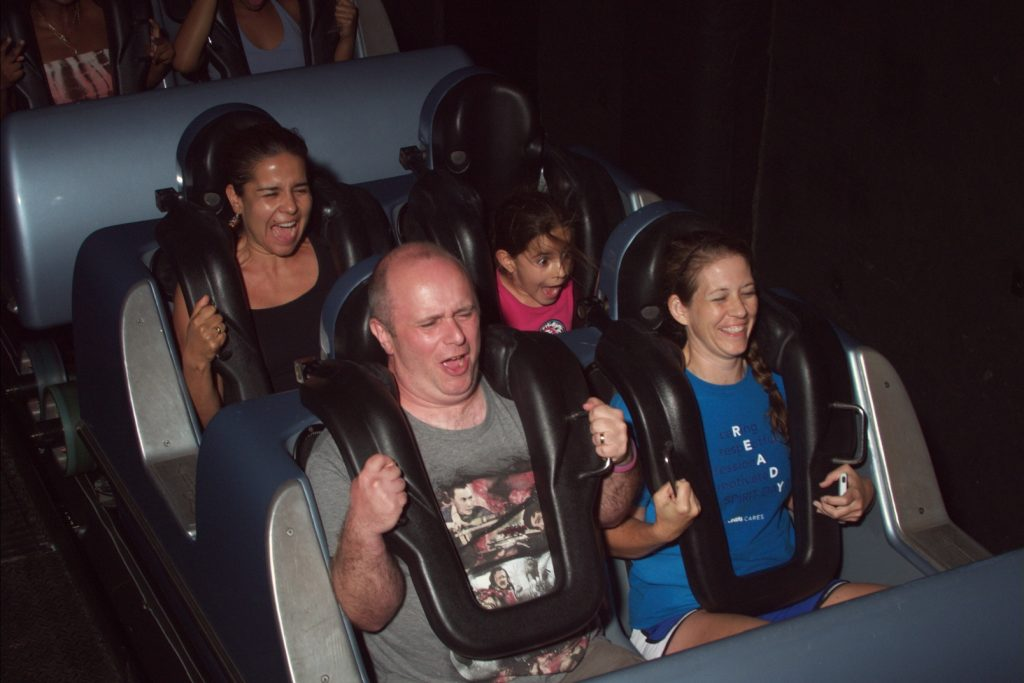 Rock N Roller Coaster has a Single Rider Line Walt Disney World Survival Guide Tips