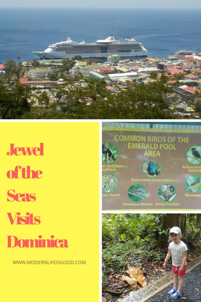 Jewel of the Seas in Dominica