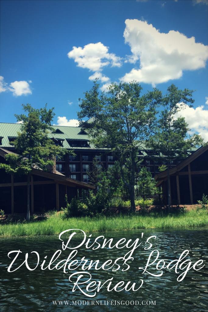 Disney's Wilderness Lodge Review