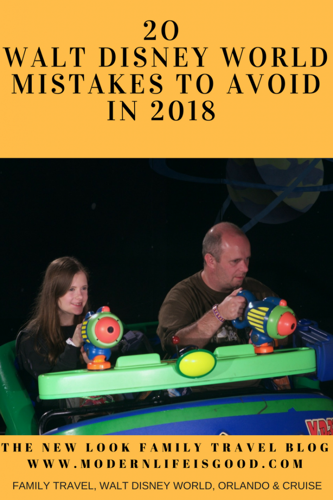 First-time visitor? Or regular visitor? There are plenty of Disney World Mistakes you can make which will ruin your vacation. Here are our top tips updated for 2018.