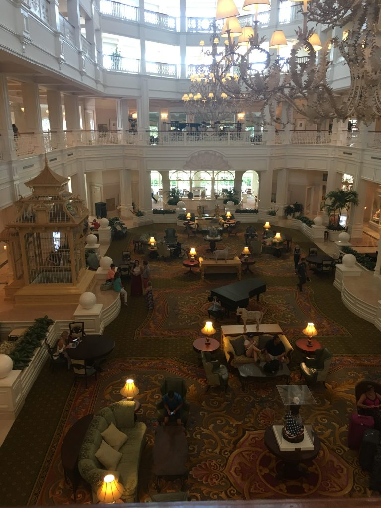 Disney's Grand Floridian Main Lobby