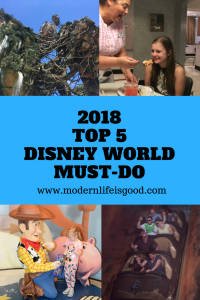 We are fast approaching the end of another year and 2017 has been a fantastic year for Walt Disney World. Pandora - The World of Avatar has been the highlight which has in our opinion taken Theme Parks to a new level. It is time to consider what are our Top 5 Disney World Must-Do for 2018.