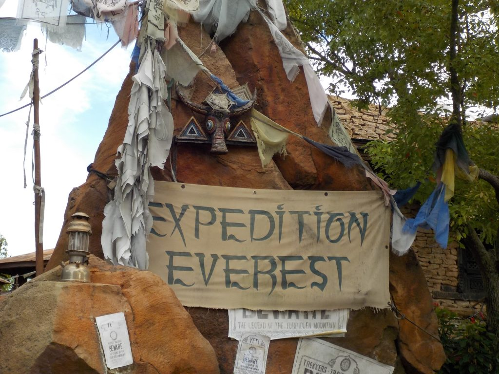Expedition Everest Attractions to Skip at Animal Kingdom