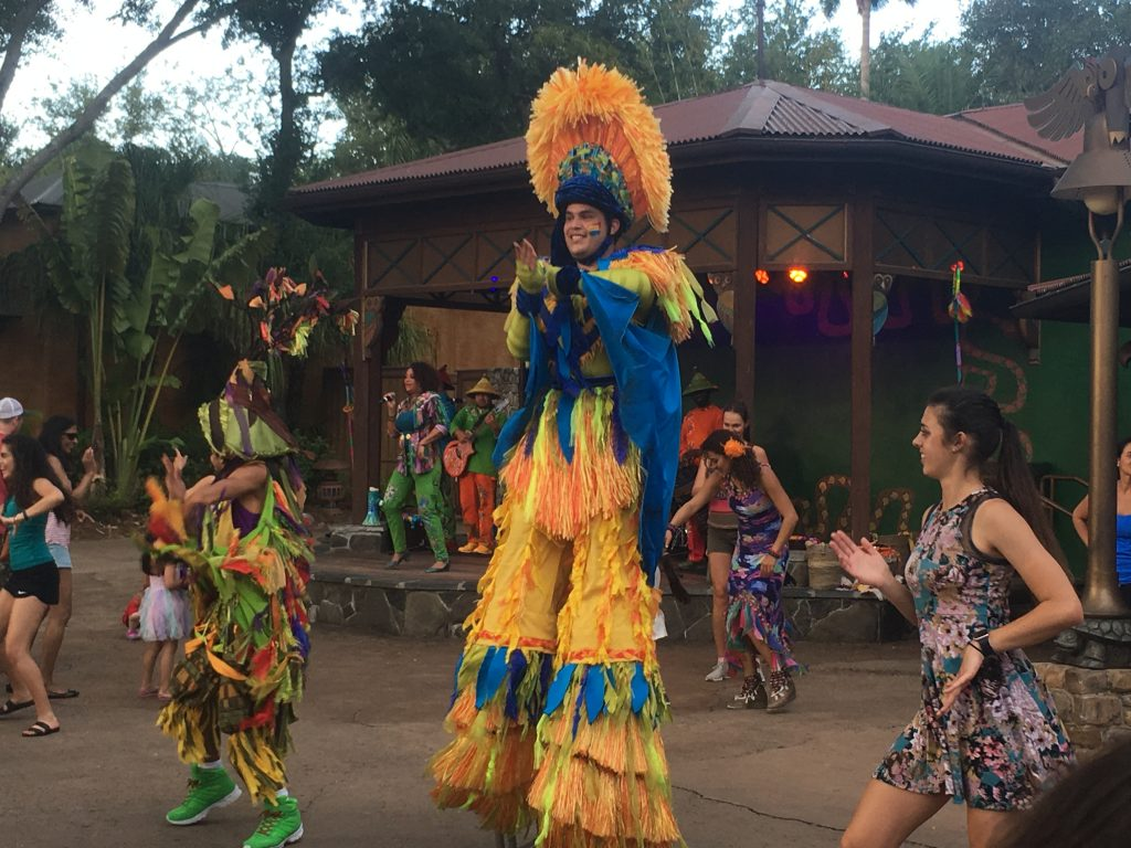 Discovery Island Carnivale Guide to Animal Kingdom for Beginners
