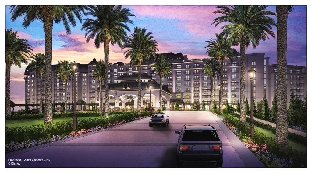 Disney Riviera Resort opening date announced