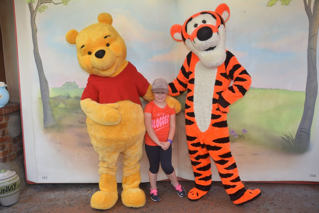 Pooh & Tigger Fantasyland Guide to Magic Kingdom for beginners