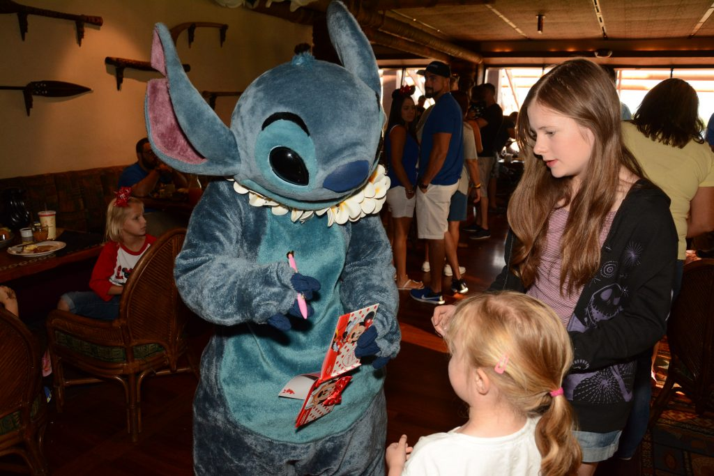 Ohana at the Polynesian Village Resort