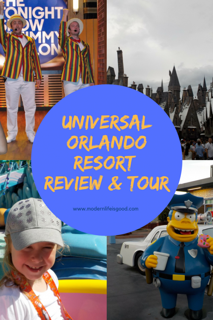 Universal Orlando Resort just continues to get better. With 2 outstanding theme parks, a brand new water-park, excellent entertainment district and some top hotels there is something for everyone. Join us on our Universal Orlando Resort Tour & Review.