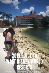 Guide to Walt Disney World Resorts