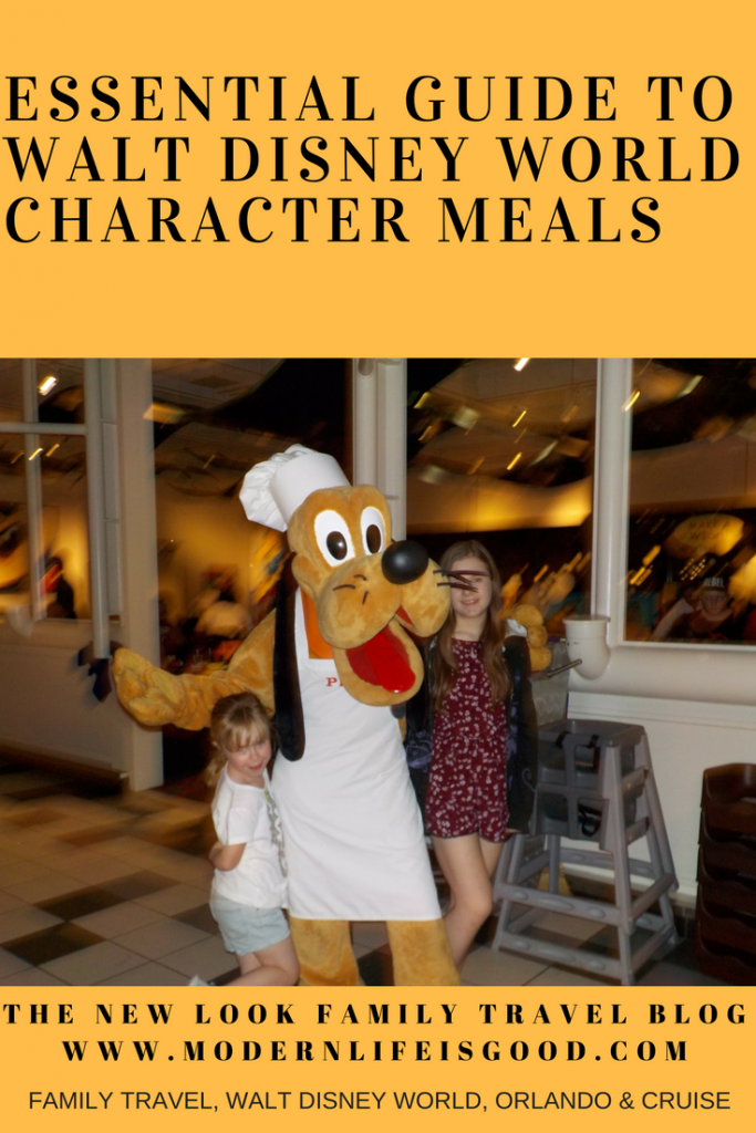 Guide to all current Walt  Disney World Character Meals including Resorts & parks. In addition we have exclusive video footage from many of the venues.