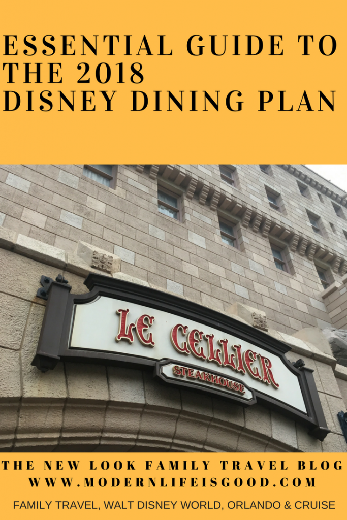Disney Dining Plan Hints & Tips. We have updated our guide to the Disney Dining Plan for 2018 and for the first time this now includes alcoholic beverages.