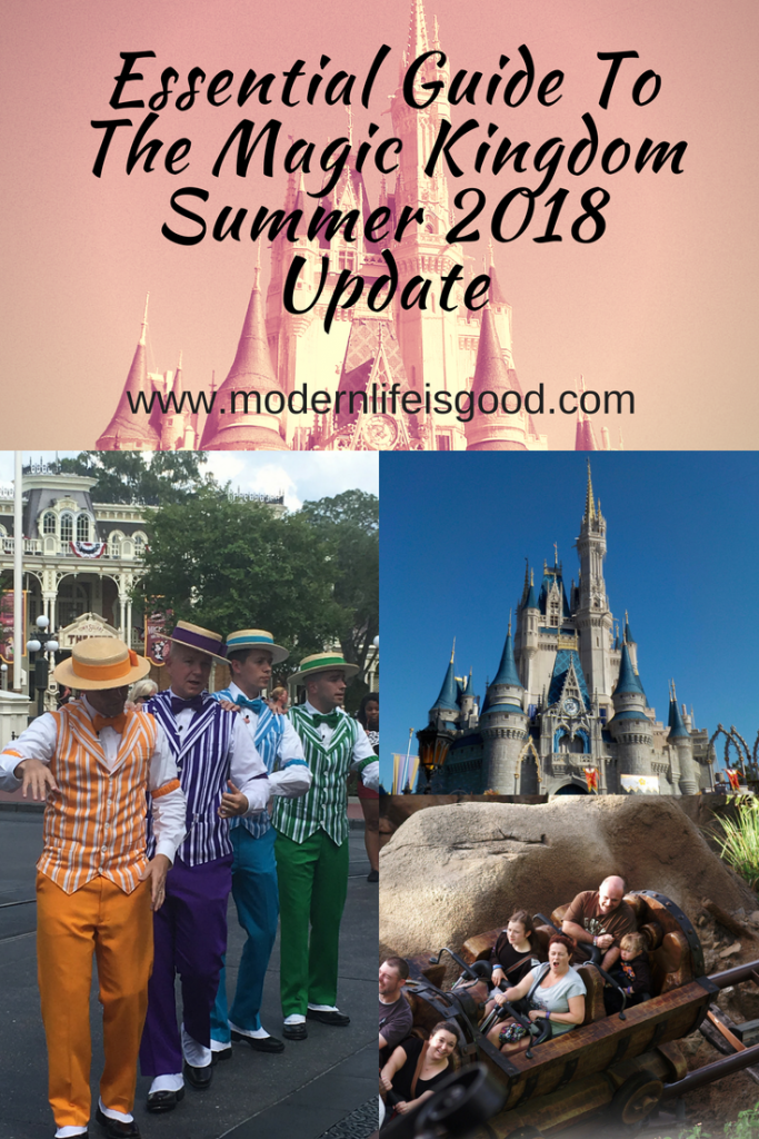 Updated for Summer 2018 our Guide to The Magic Kingdom for Beginners is an essential guide to The Magic Kingdom for first-time visitors & experienced travellers. Find out all you need to know about the Magic Kingdom to help plan a fantastic Disney World vacation.