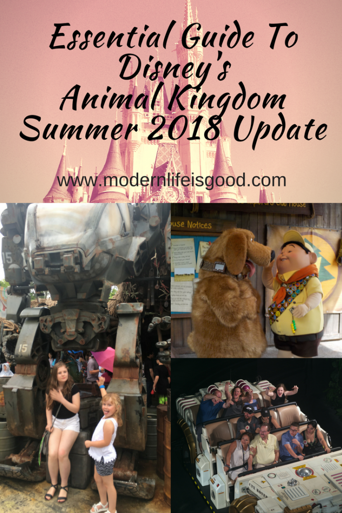 Updated for Summer 2018 our Guide to Animal Kingdom for Beginners is an essential guide for first-time visitors & experienced travellers. Find out all you need to know about Disney's Animal Kingdom and how to handle Orlando's hottest attractions at Pandora- World of Avatar. In addition, we have all the latest additions for Summer 2018 at the Animal Kingdom.