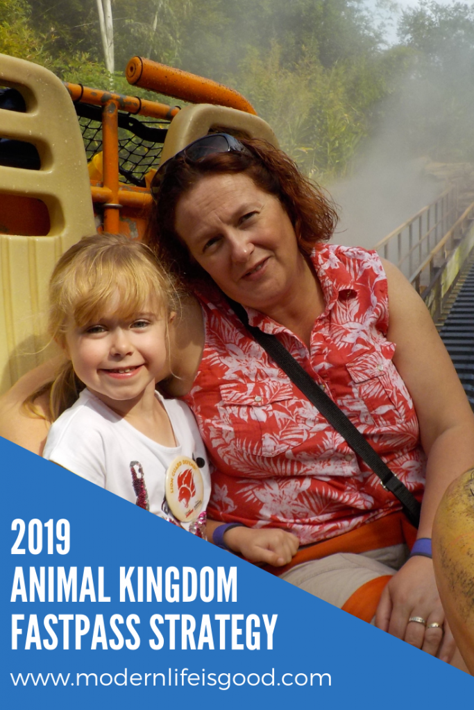 Animal Kingdom Fastpass Strategy Tips & Tricks for 2019