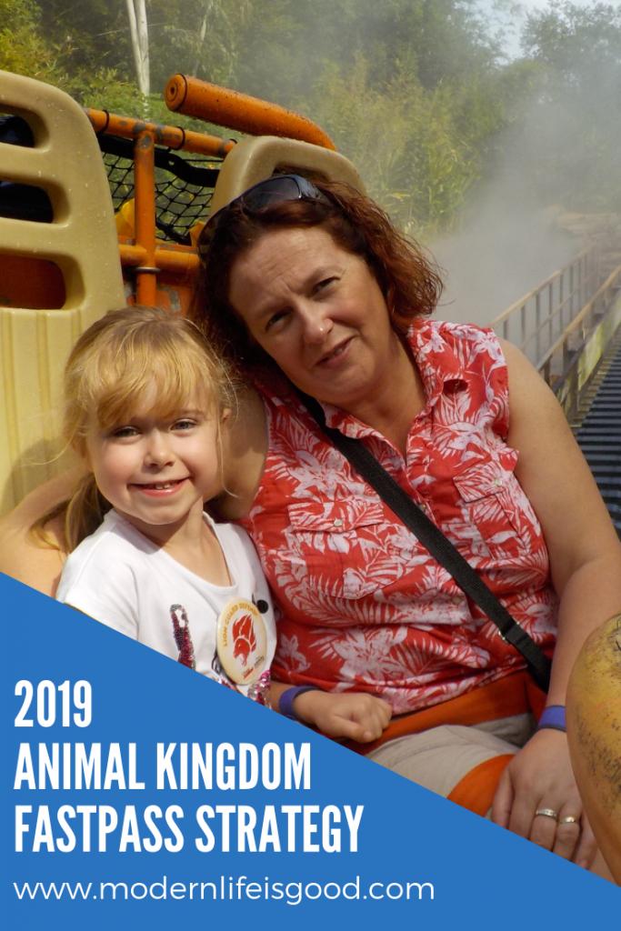 Animal Kingdom Fastpass Strategy Tips & Tricks for 2019