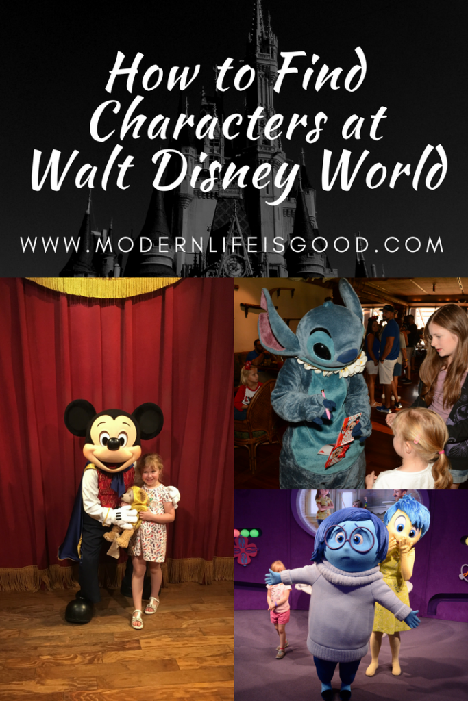 Character meets in Walt Disney World are now very organised affairs. Today it is unusual to find unexpected Characters just wandering around a park. Read our top tips on how to find Characters at Walt Disney World.