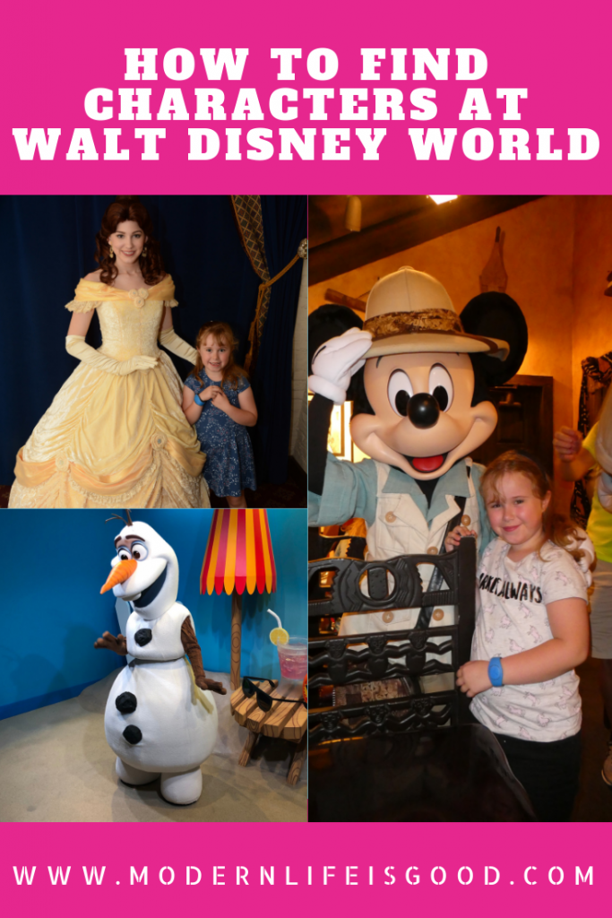 Our top tips & tricks on how to find Characters at Walt Disney World will help you maximize your vacation time and make sure you find your idol. Our guide has been updated with all the latest information for 2019.