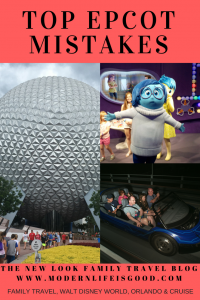 Epcot is a massive theme park which can involve a lot of walking. Not having a plan can mean you can do even more walking by moving aimlessly across the park. Thankfully most mistakes do not mean our vacation is ruined but they can mean we do not enjoy our day as much as we should. These are the Top Epcot Mistakes guests should avoid.
