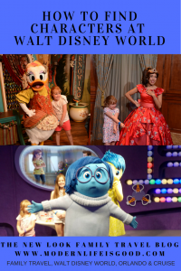 Love them or hate them if you have young children; & perhaps if you don't; you are going to spend a lot of your time in Disney World seeking the Famous Disney Characters. Our top tips on how to find Characters at Walt Disney World will help you maximize your vacation time and make sure you find your idol.