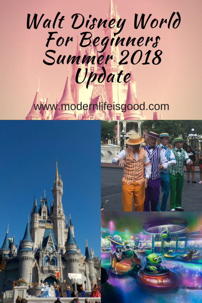 Planning your visit to Walt Disney World is essential to get the most out of your vacation. Our guide to Walt Disney World for Beginners will give you a helping hand if you are a first time or repeat visitor. We cover all the Theme Parks, Resorts and other attractions. Plus we have provided our top tips to help plan your vacation. Our guide has been updated for summer 2018 including additional content & all the latest information.