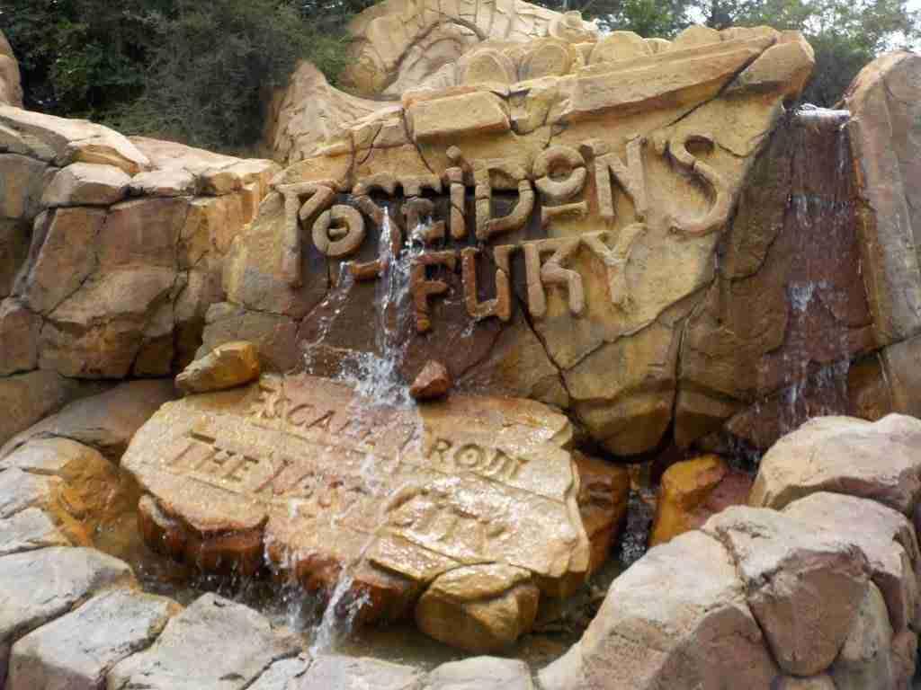 Poseidon's Fury Universal Orlando