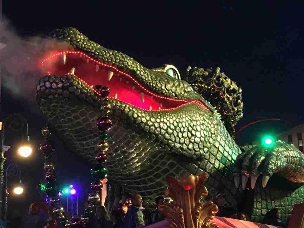 Mardi Gras Parade Universal Studios Florida