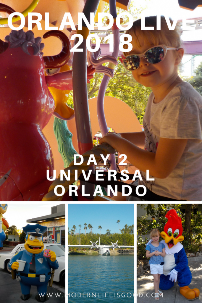 Day 2 Orlando Live 2018. Universal Resort Orlando. Islands of Adventure and Universal Studios. Staying at the Hard Rock Hotel & Visiting the Chocolate Emporium