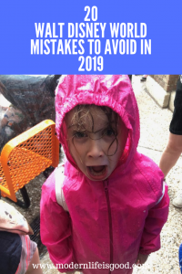 Here are our updated for 2019 Top 20 Disney World Mistakes to Avoid so you have a great vacation.