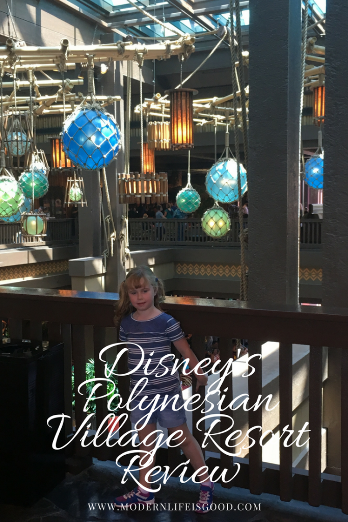 Disney's Polynesian Village Resort Review & video