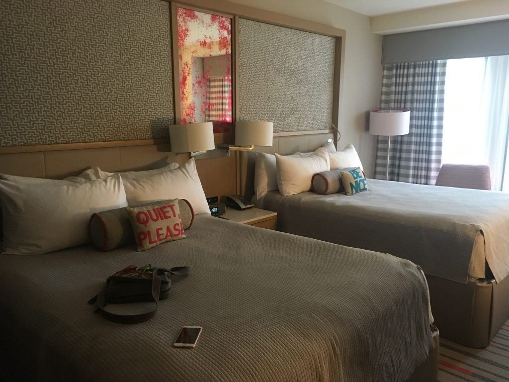 Standard Guest Room Hard Rock Hotel Universal Orlando