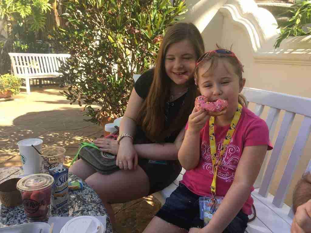Breakfast Universal Orlando Hard Rock Hotel Universal Orlando