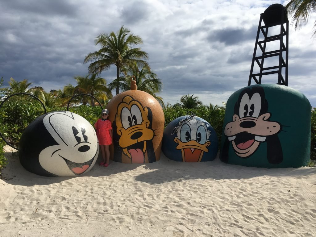 Disney's Castaway Cay Disney Wonder Day 3