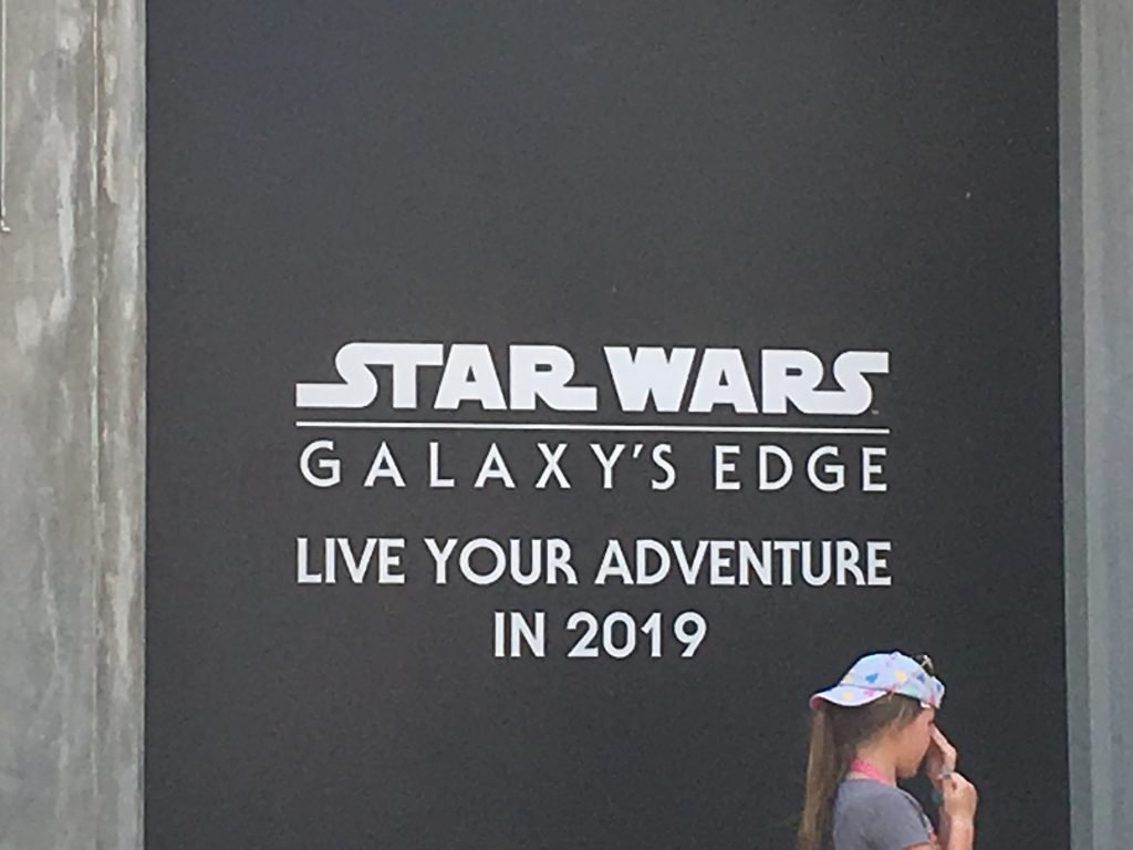 Star Wars Galaxy' Edge coming soon to Hollywood Studios . Hollywood Studios updates and Hollywood Studios rumours