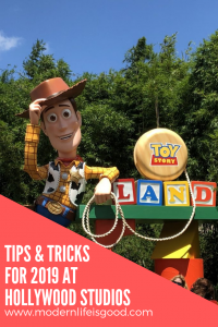 Top Hollywood Studios Tips and Tricks for 2019 to plan your Disney World Vacation