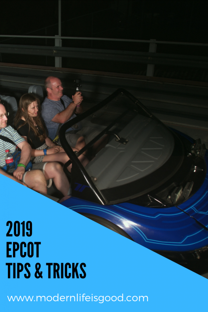 Epcot Tips & Tricks for 2019