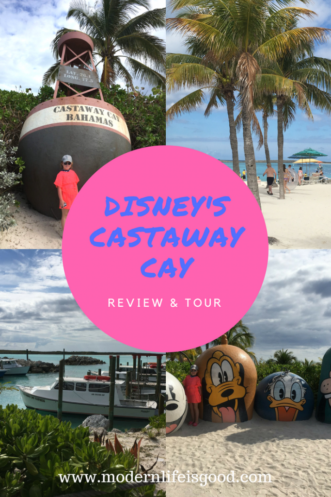 Disney's Castaway Cay is a private island in the Bahamas operated by the Disney Cruise Line. Our review is from our March 2018 cruise on the Disney Wonder. We have included a video and several photographs from our day. We also provide our opinion on this exclusive private island.