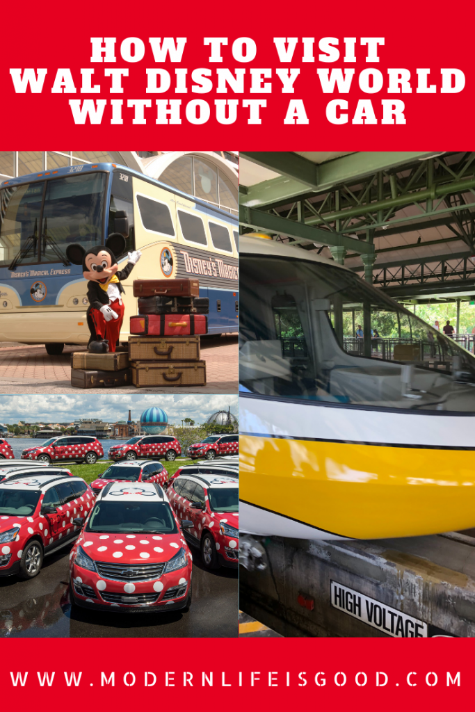 you don't need a car to visit Walt Disney World. On our last few trips to Orlando, we have managed without a car just fine. We explore this common Orlando Myth and why hiring a car is often an unnecessary expense when visiting Walt Disney World. Our guide has been updated with all the latest information for 2019.