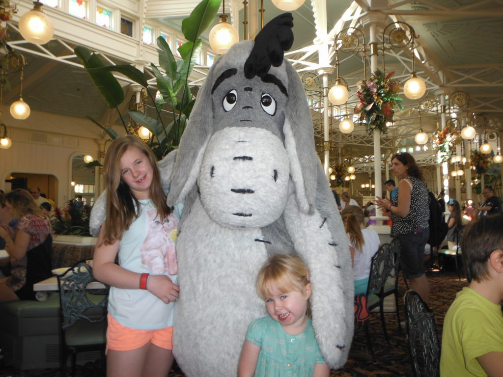 Guide to Walt Disney World Character Meals Crystal Palace