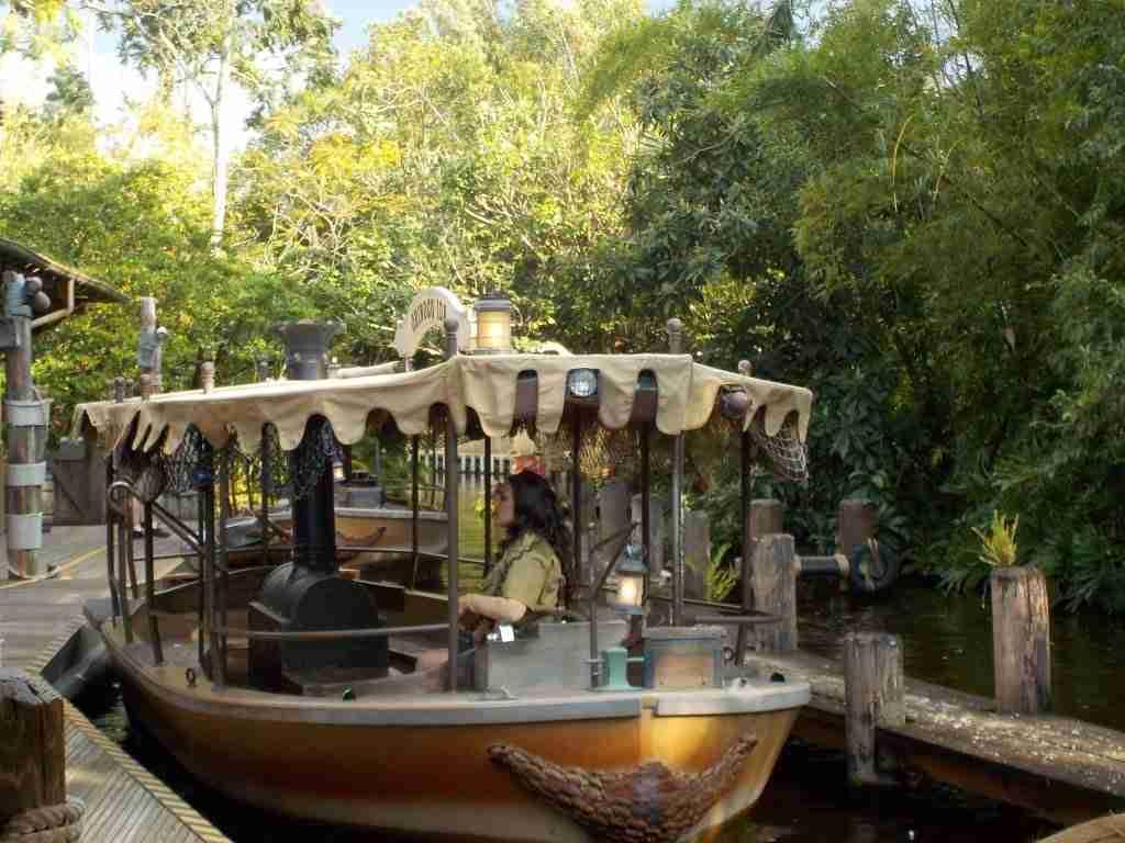 Jungle Cruise at the Magic Kingdom