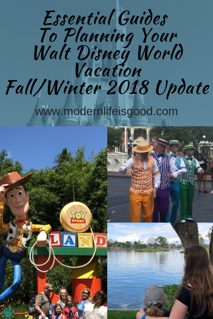 Planning you Disney Vacation is great fun our Walt Disney World Planning Tips & Hints have been updated for Fall & Winter 2018. All our essential planning guides