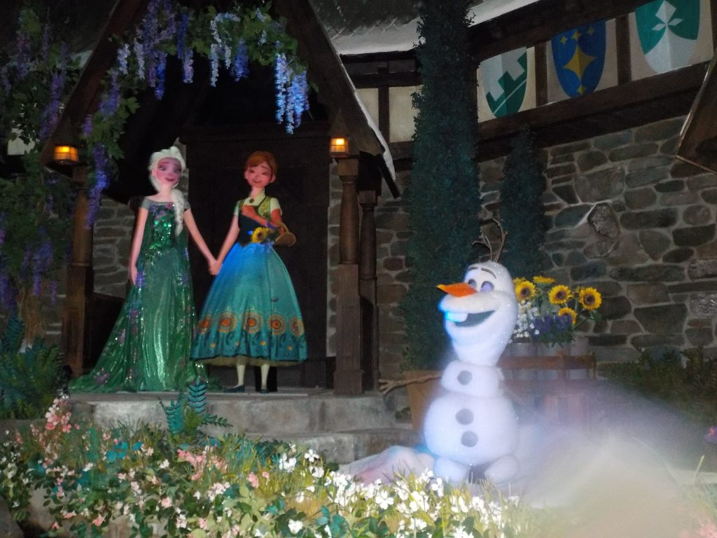 Frozen Ever After at Epcot Disney Wolrd