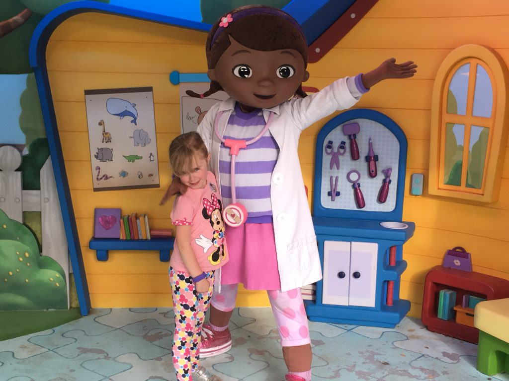 Guide to Hollywood Studios Doc McStuffins