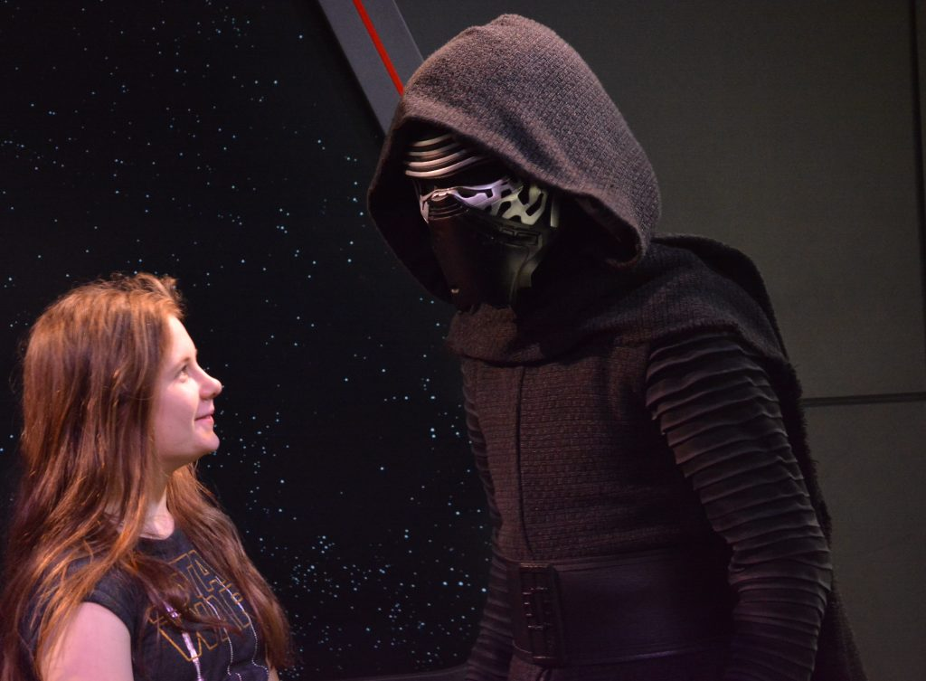 Kylo Ren Star Wars Launch bay
